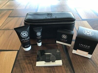 Singapore Airlines Lalique First Class Suites Unisex Amenity Kit