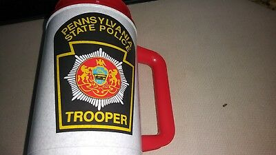 Pennsylvania State Police Trooper Coffee Mug Thermo Hot/ Cold