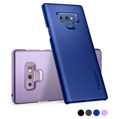 Samsung Galaxy Note 9 Case   Spigen® [Thin Fit] Hard Protective Ultra Slim Cover