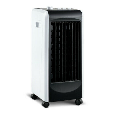 Devanti Evaporative Air Cooler and Humidifier - Black
