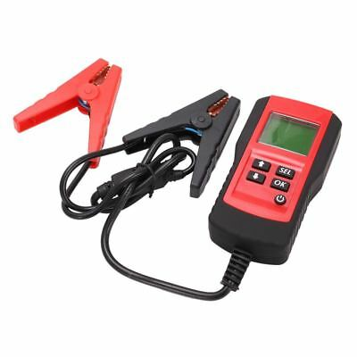 Digital 12V Car Battery Tester Automotive Battery Load Tester and Analyzer O4S2