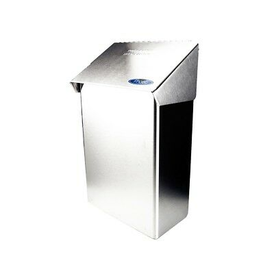 (2) Brand New - Frost Surface Mounted Sanitary Napkin Disposal - Stainless - 622