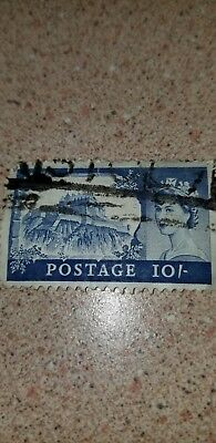 Great Britain   Scott#311 Used Stamp.....    Worldwide Stamps
