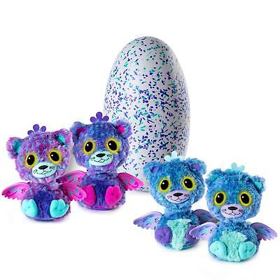 Hatchimals - Surprise Egg - Purple/Teal and Purple/Pink
