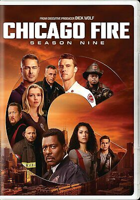 CHICAGO FIRE 6 (2017-2018): Firefighter Paramedic TV Season Series - NEW R1 DVD