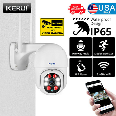 433MHz KERUI RC532 Wireless Remote Controller Lot For Securtity Alarm System Kit
