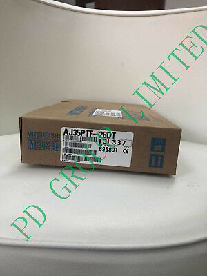 NEW In Box Mitsubishi PLC AJ35PTF-28DT FREE INT SHIPPING AND 1 YEAR WARRANTY