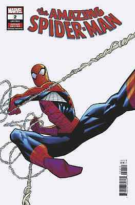 AMAZING SPIDERMAN 2 vol 5 2018 2nd PRINT VARIANT NM
