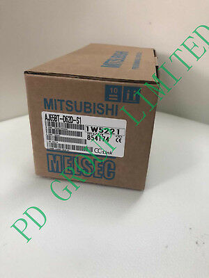 NEW In Box Mitsubishi PLC AJ65BT-D62 FREE INT SHIPPING AND 1 YEAR WARRANTY