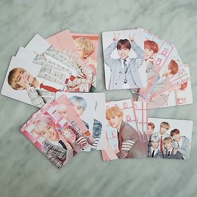 BTS Bangtan Boys Happy Ever After 4th Muster Official Photocard KPOP