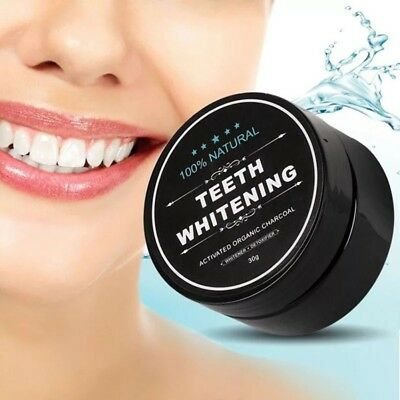 Bamboo Charcoal, blanchiment des dents, charbon de bambou, whitening teeth 30g