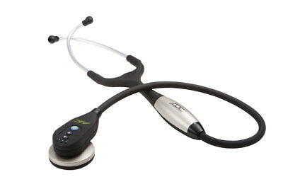 ADC 657 Adscope Compare to Model 658 Electronic Stethoscope Black 658BK