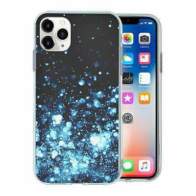 Silicone Phone Case Back Cover Winter Ice Snow - S4435