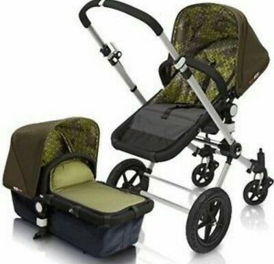 Bugaboo Cameleon Tailored Fabric Set Paul Frank Skurvy SKULL Special Collection