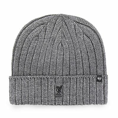 Liverpool FC Red Womens Soccer Cable Knit Hat AW 18//19 LFC Official