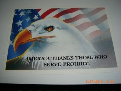American Legion America thanks those who serve proudly-1991