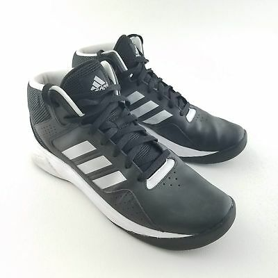 ADIDAS NEO MEN'S Cloudfoam Ilation Mid Basketball Shoe Black {3191}