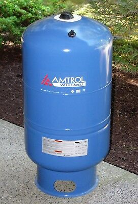 20 Gallon Pressure Tank Amtrol Value Well