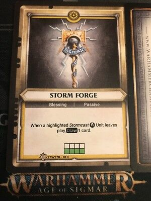 Warhammer Champions Storm Forge Starter Exclusive