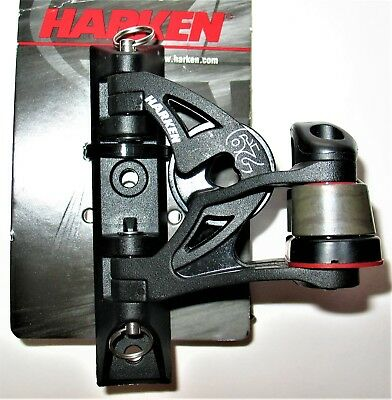 HARKEN 395  29mm Carbo Pivot Lead w/Aluminum Cam<>FREE WARP SPEED SHIPPING>>>>
