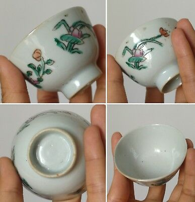 Tasse Porcelaine Chinoise Ancienne