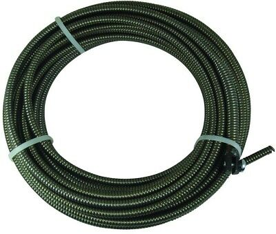 BrassCraft Drain Cleaning Machine Cable Replacement 5/16 In x 50 ft Slotted End