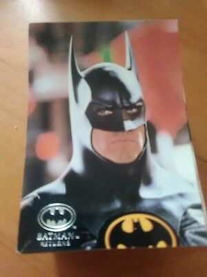 1992 Topps Stadium Club - Batman Returns - Trading Card Complete Set of 100