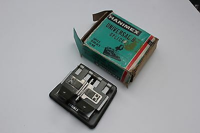 Film Splicer Hanimex Universal 8 And 16Mm