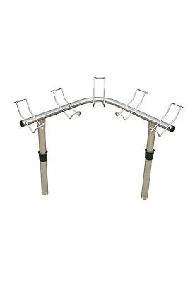 Oceansouth 5 Way Stainless Steel Rod Holder
