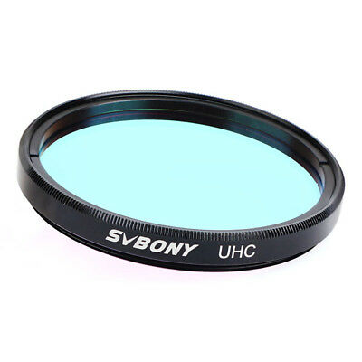 """Hot OPTOLONG 2"""" UHC Filter for Telescope Eyepiece Cuts Light Pollution co"""