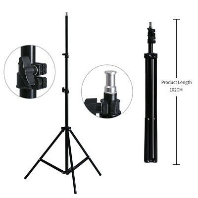 2M Light Stand Tripod Softbox Video Flash Umbrella Reflector Lighting Bakcground