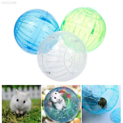 3A06 New Cute Plastic Pet Mice Gerbil Hamster Jogging Playing Exercise Ball
