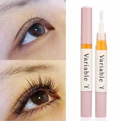 FEG Women Eyelash Eyebrow Rapid Growth Enhancer Liquid Serum Thicker Longer 3ml