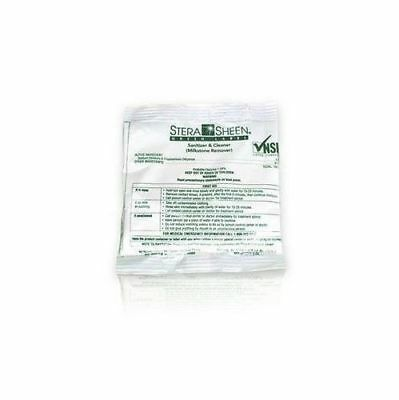 Stera-Sheen Green Label Sanitizer & Cleaner 100/2 oz. Packets