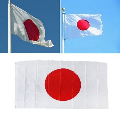 Hot Japan Flag Home Decoration Indoor Outdoor Hanging Polyester Country Banner