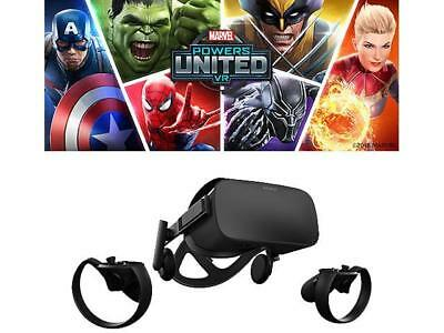 Oculus Marvel Powers United VR Special Edition Rift + Touch - PC (Limited Editio