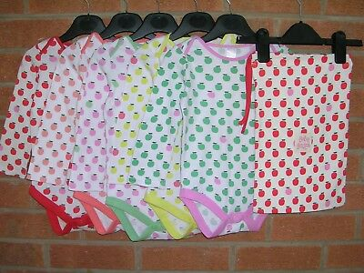 MINI Baby BODEN Girls 100% Cotton Long Sleeve Tops Age 18-24m
