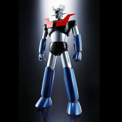BANDAI METAL BUILD GX-70 Mazinger Z D.C. Superalloy NEW from Japan
