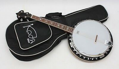 4-string Banjo, 17-fret Koda, with Gigbag