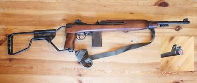 Denix Replica M1A1 Paratrooper Carbine, Non-Firing Replica, Rare