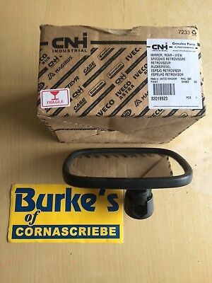 """Rear View Mirror Pick Up Hitch 7"""" x 5"""" Ford New Holland Case 82019923 see ptoto"""