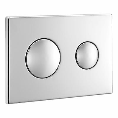 Ideal Standard Dual Flush Plate With out logo E4399AA chrome