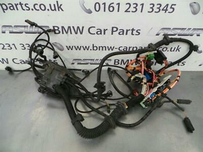BMW E60 5 SERIES Engine Wiring Loom 12517546197