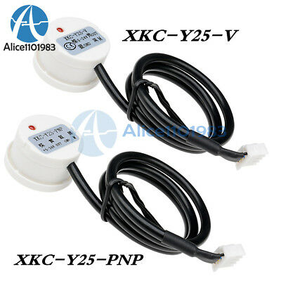 Non-Contact Liquid Water Level Sensor Induction Switch Detector XKC-Y25-V/Y25PNP