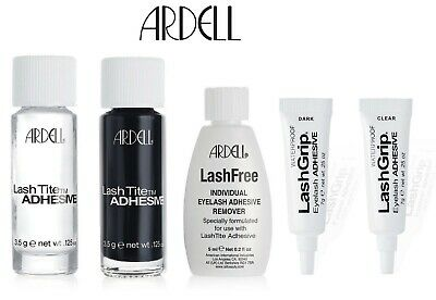 Ardell Strong Eyelash LashGrip LashTite Adhesive Waterproof False Eyelash Glue