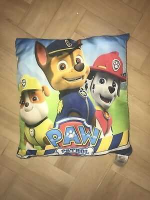 Paw Patrol Cushion Bedroom Accessories