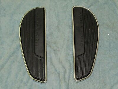 Harley Davidson Softail Riders Footboards Oem