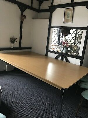 Conference / Meeting Room Table 290cm