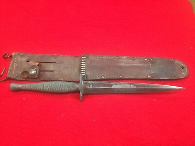 World War Two USMC Raider Camillus Stiletto