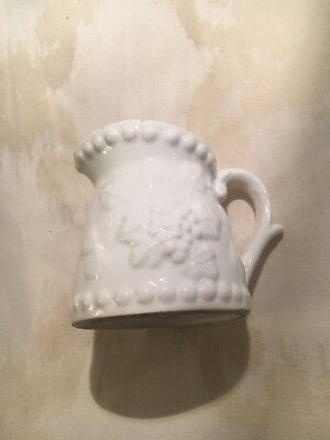 Vintage Napcoware Grape Creamer Pitcher Milk Pitcher C-5467